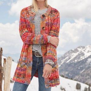 Sundance Wool blend Pinebrook cardigan sweater